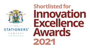 The Stationers' Company Innovation Excellence Award logo