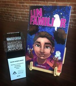 Unfamiliar wins AAF Silver Award